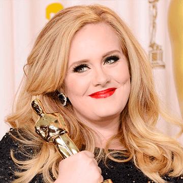 Nova canção de Adele pode chegar ainda este ano Background