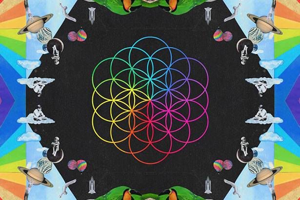 Coldplay revela data de álbum e lança novo single Background