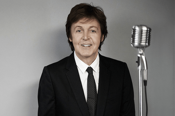Paul McCartney pode vir ao Brasil em 2016 Background