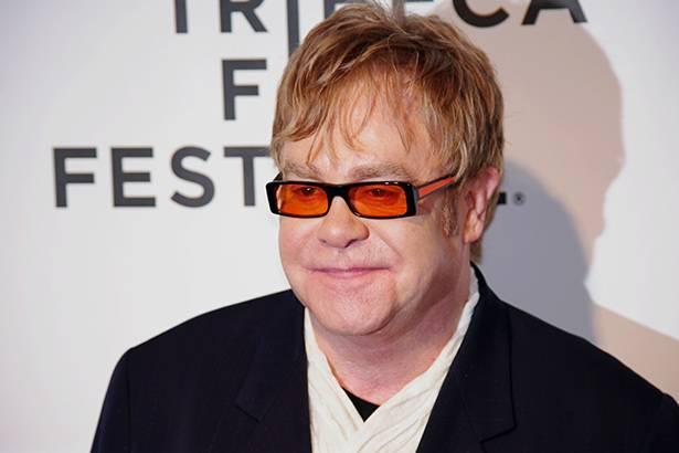 Próximo disco de Lady Gaga terá colaboração de Elton John Background
