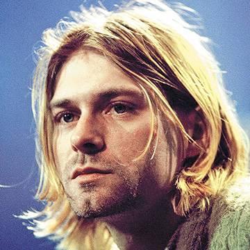 Álbum com faixas inéditas de Kurt Cobain será lançado ainda este ano Background
