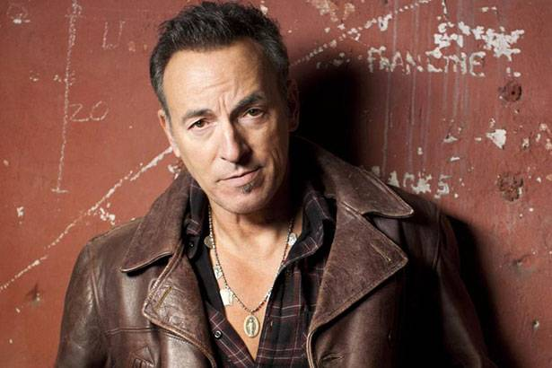 "Confira Bruce Springsteen cantando ""Ramrod"" em novo vídeo Background"