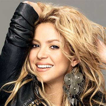 Shakira fará parte de nova animação da Disney Background