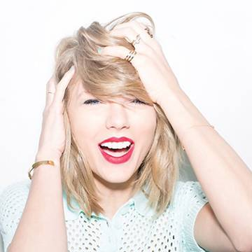 "Disco ""1989"", de Taylor Swift, bate recorde de vendas Background"