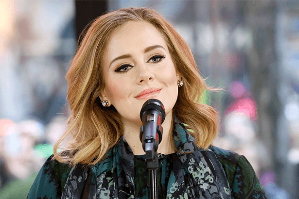 Placeholder - loading - Adele recusa participação em álbum de duo norte-americano Background
