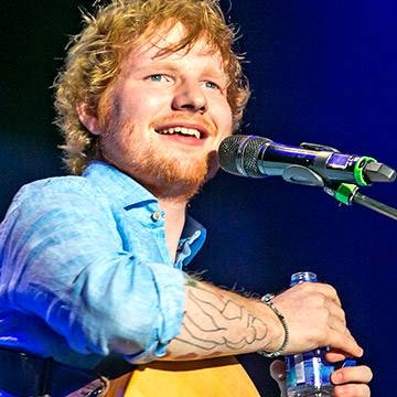 Nova canção de Ed Sheeran chegará nos próximos meses Background