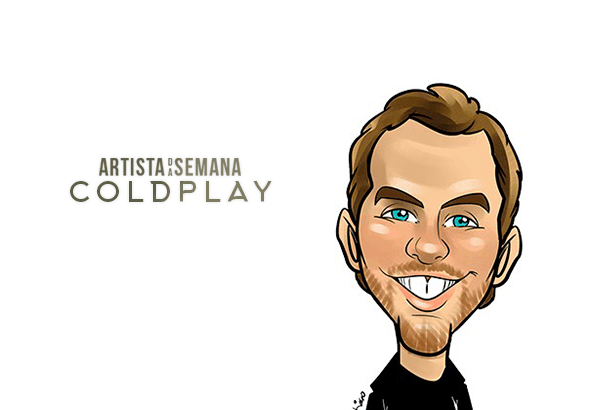 Placeholder - loading - O Artista da Semana é a banda Coldplay! Background