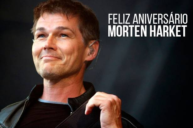 Parabéns, Morten Harket! Background