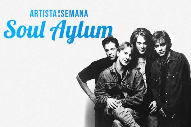 Soul Asylum é o Artista da Semana! Background