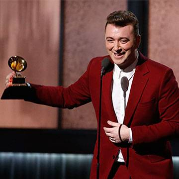 Sam Smith volta aos palcos em Festival de Jazz de Montreaux Background