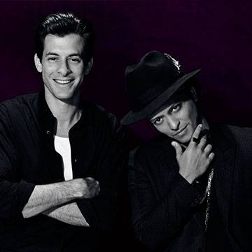 Bruno Mars e Mark Ronson são acusados de plágio Background
