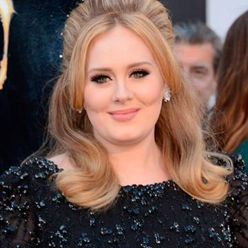 Placeholder - loading - Adele revela parcerias de seu terceiro disco de estúdio Background
