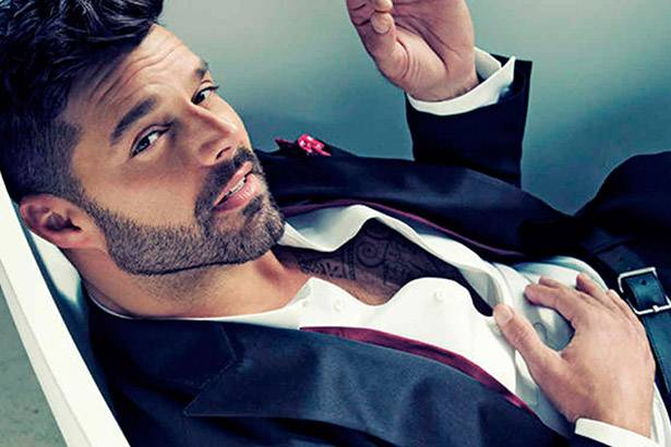 "Ricky Martin lança videoclipe do single ""Perdóname"" Background"
