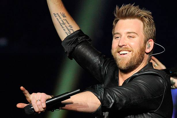 Charles Kelley, do Lady Antebellum, lançará primeiro álbum solo Background