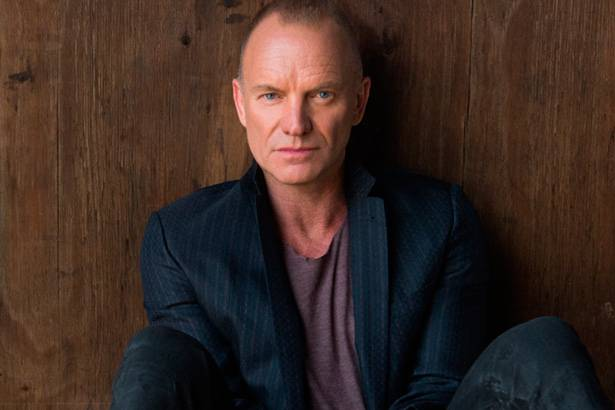 Felicidades ao músico Sting! Background