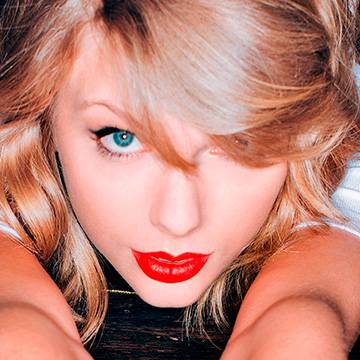 Taylor Swift bate recorde no ranking pop da Billboard Background