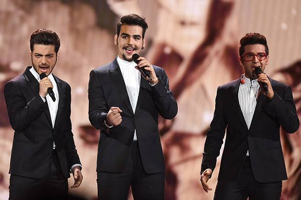 Placeholder - loading - Il Volo anuncia data de show em Curitiba Background
