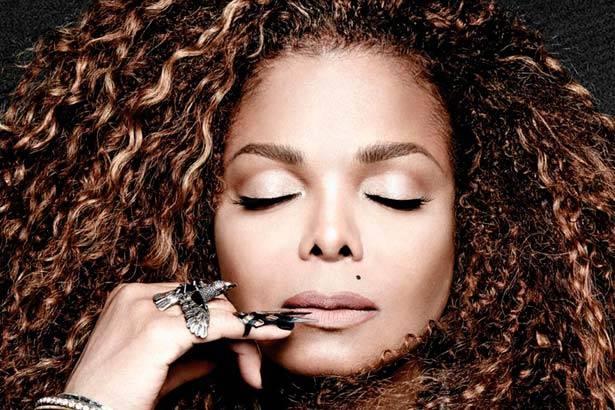 Janet Jackson lança faixa-título do novo álbum Background