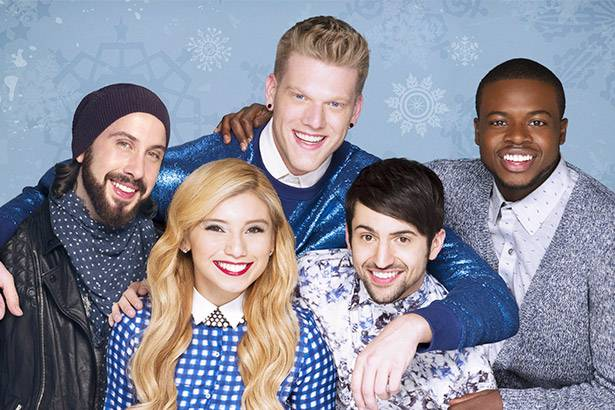 Placeholder - loading - Pentatonix faz cover de nova canção de Meghan Trainor Background