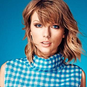 Taylor Swift faz doação de US$ 15 mil para família acidentada Background