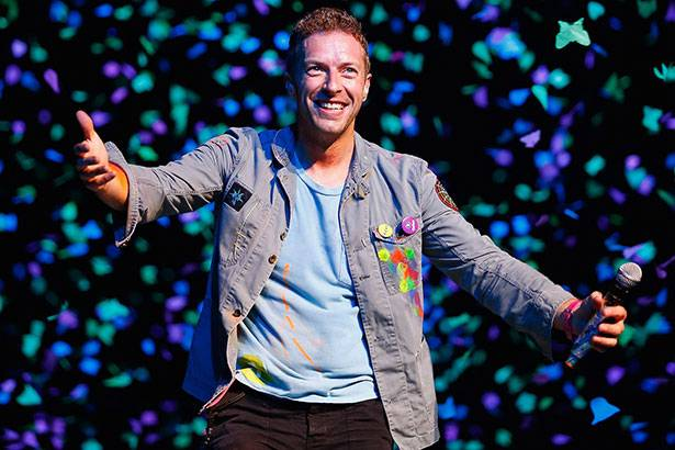 Novo disco de Coldplay terá participação de Barack Obama Background