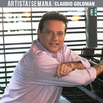 Claudio Goldman é o Artista da Semana aqui na Antena 1! Background