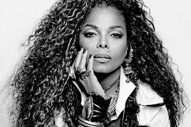Janet Jackson estaria com tumor nas cordas vocais Background