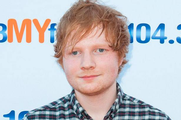 EMA 2015 terá Ed Sheeran como apresentador Background