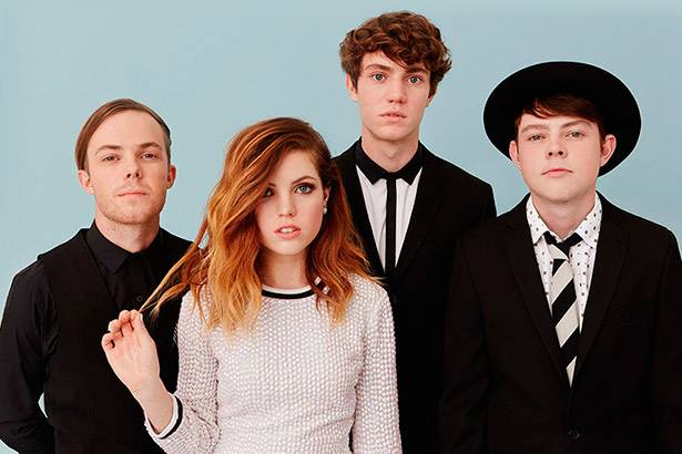 Echosmith faz performance em programa norte-americano Background