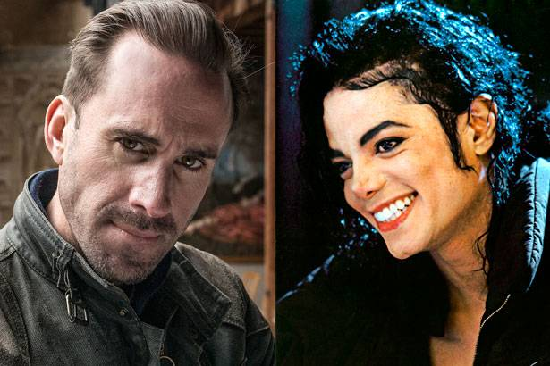 Joseph Fiennes ganha papel de Michael Jackson na TV e gera polêmica Background