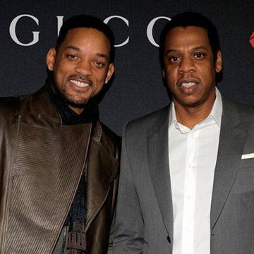 Nova série da HBO contará com produção de Will Smith e Jay Z Background