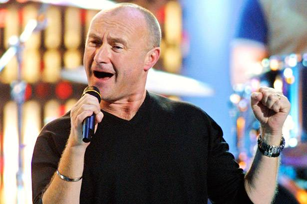 Phil Collins lançará projeto de retrospectiva Background