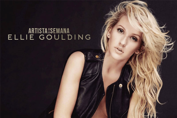 Ellie Goulding é a Artista da Semana! Background