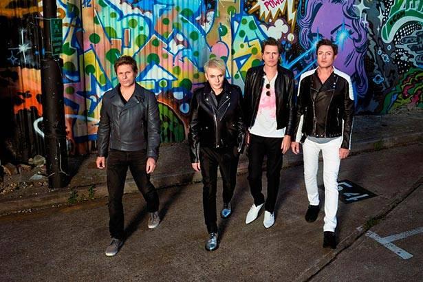 Faixa de Duran Duran é novidade na programação da Antena 1 Background