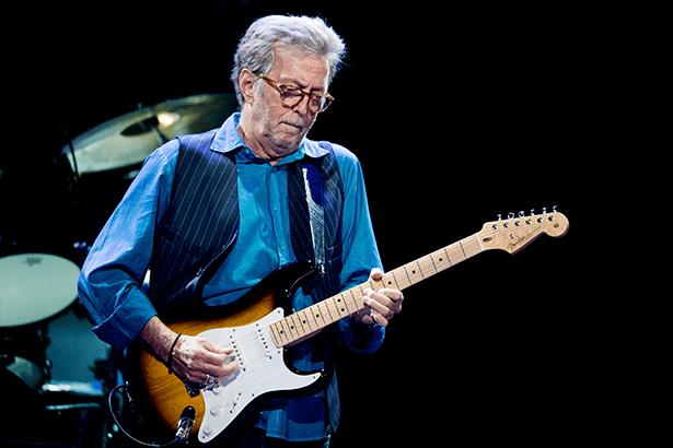 No dia de seu aniversário, Eric Clapton estreia na montagem exclusiva da Antena 1 Background