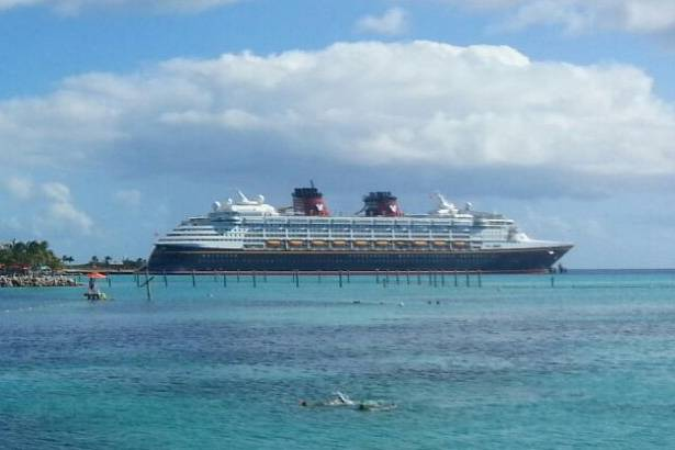 Dia 5 – Disney Cruise Line Background