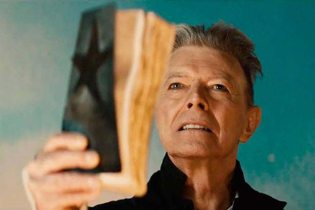 Disco de David Bowie será transformado em série Background