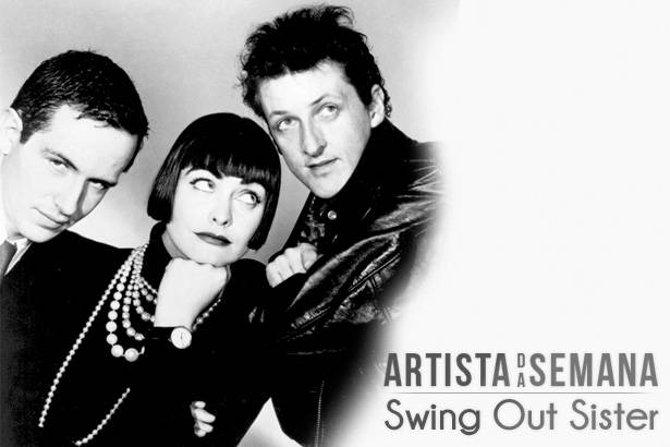 Swing Out Sister é o Artista da Semana! Background