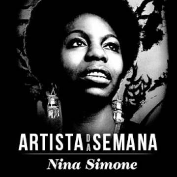 Nina Simone é a Artista da Semana! Background