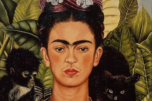 Exposição sobre Frida Kahlo chega a São Paulo Background