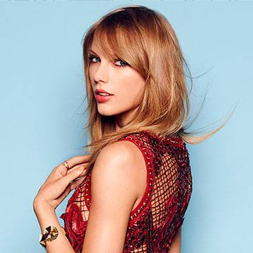 Disco e música de Taylor Swift aparecem na vice-liderança da parada americana Background