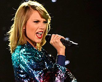 Taylor Swift quebra recorde em ranking da Billboard Background