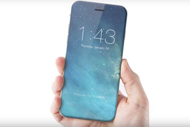 iPhone 8 pode ser lançado apenas no ano que vem Background
