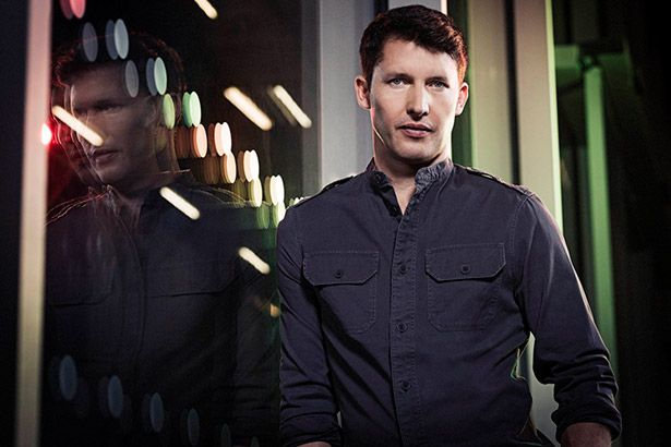 James Blunt libera nova canção com clipe Background