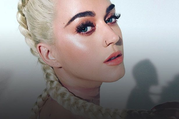 Katy Perry revela que fará shows no Brasil em 2018 Background