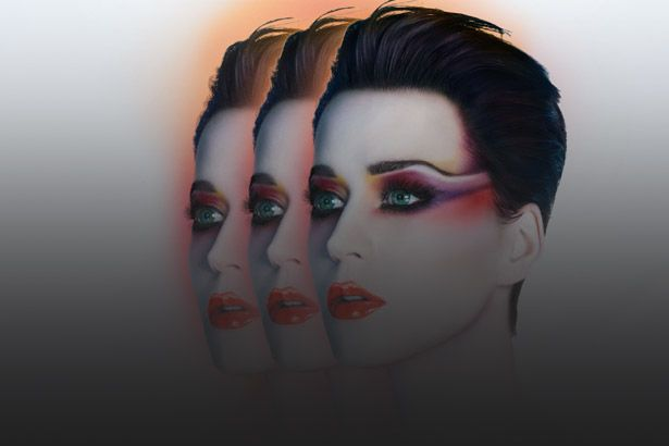 Katy Perry anuncia título e data de estreia de novo álbum Background
