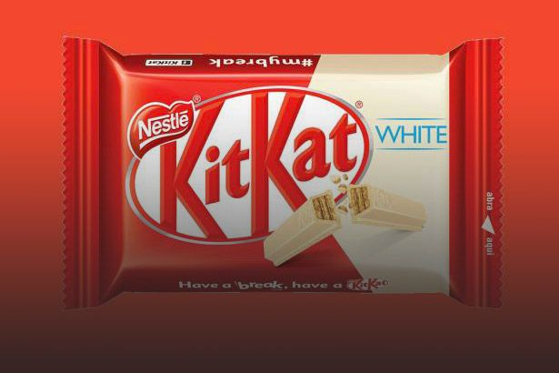 Placeholder - loading - Nestlé finalmente lança versão branca do Kit Kat no Brasil Background