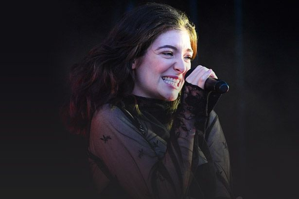 "Lorde apresenta ""Perfect Places"" ao vivo pela primeira vez Background"