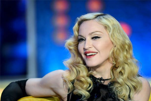 Madonna é a artista mais rica dos Estados Unidos Background