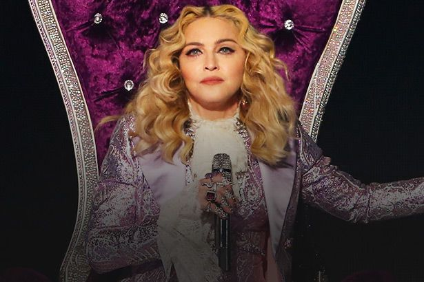 Madonna será diretora de filme Background